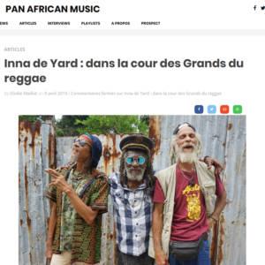 Pan African Music